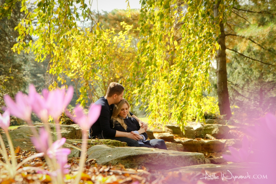 Ashley + Anthony | Engagement | Longwood Gardens