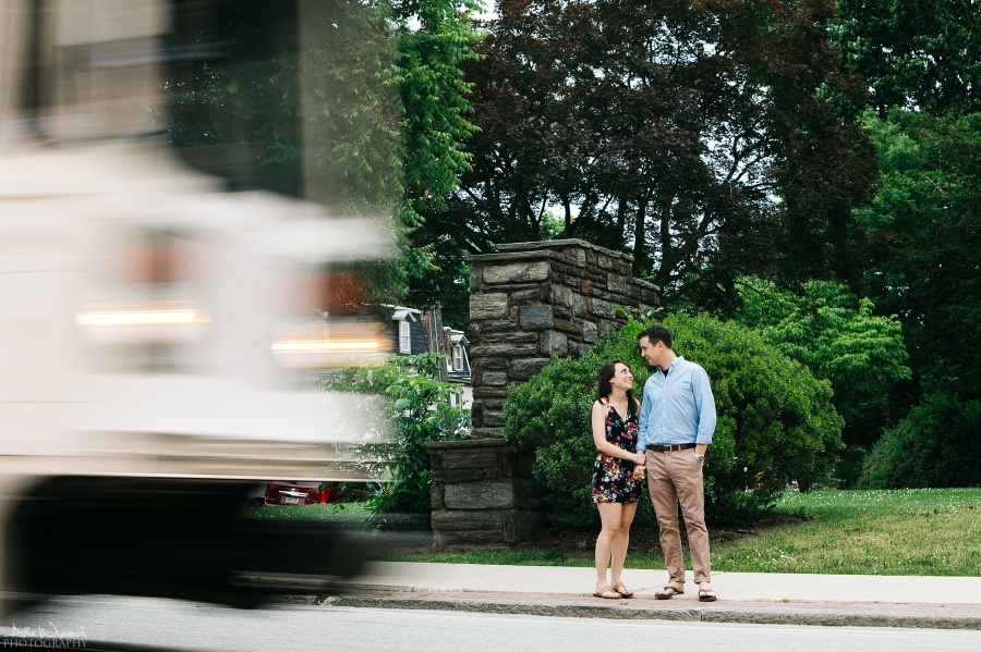 Maureen & Mike | Engagement Session | Media, PA