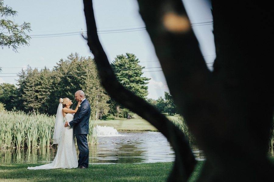 Lisa & Ken | Spring Mill Manor